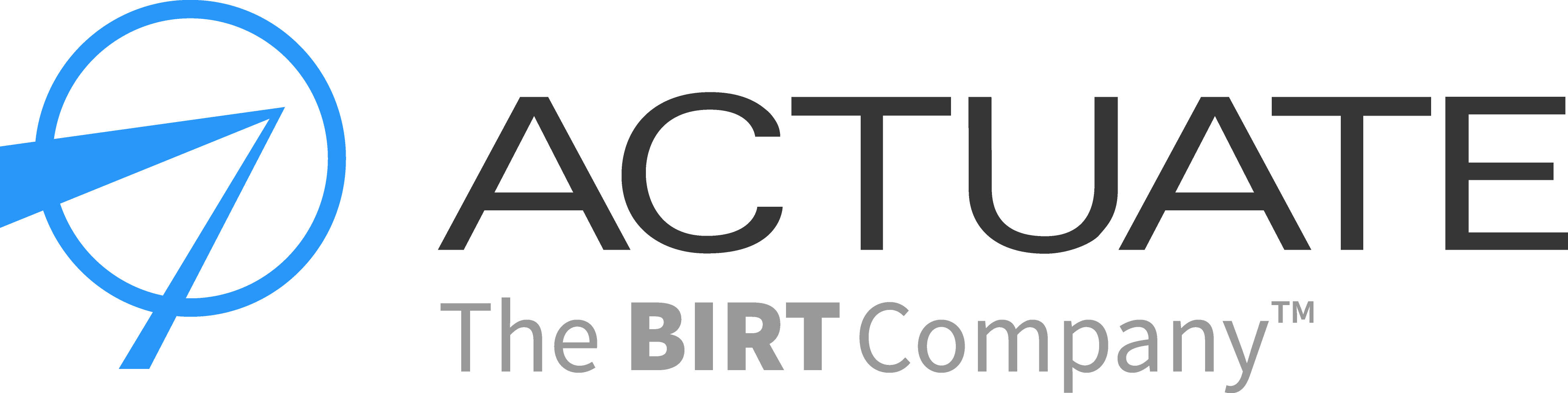 Actuate Corporation Logo