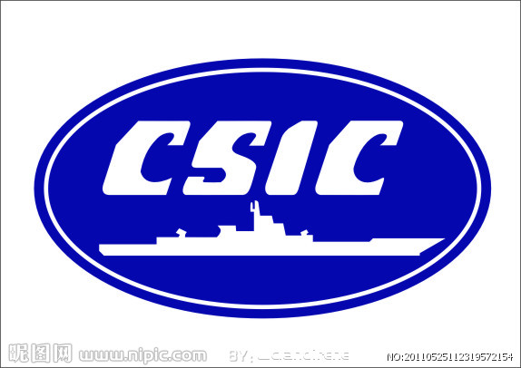 China Shipbuilding Industry Logo