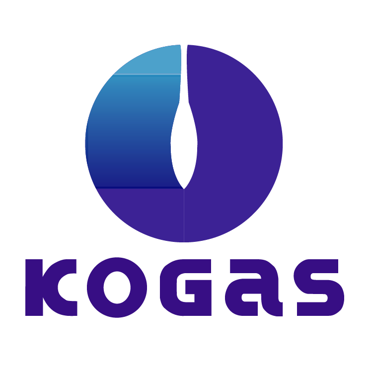 Korea Gas Logo