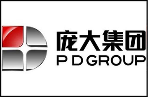Pang Da Automobile Trade Logo