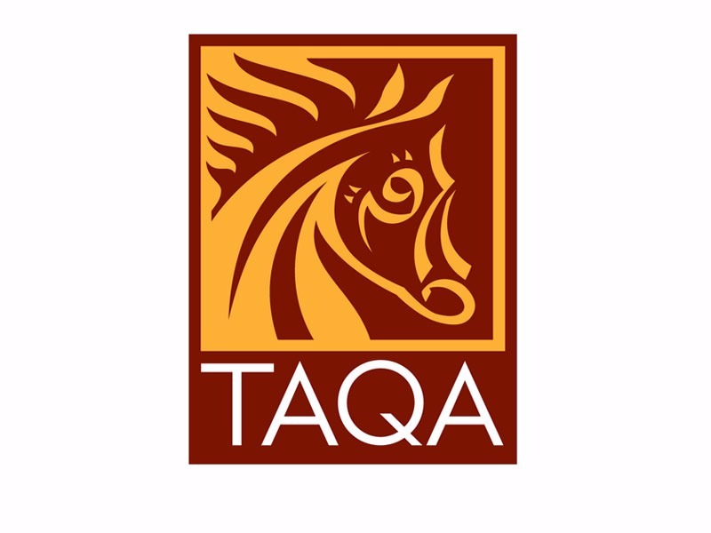 Image result for taqa logo