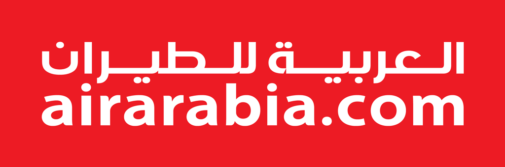 Air arabia logo logosurfer com - Air arabia sharjah office ...