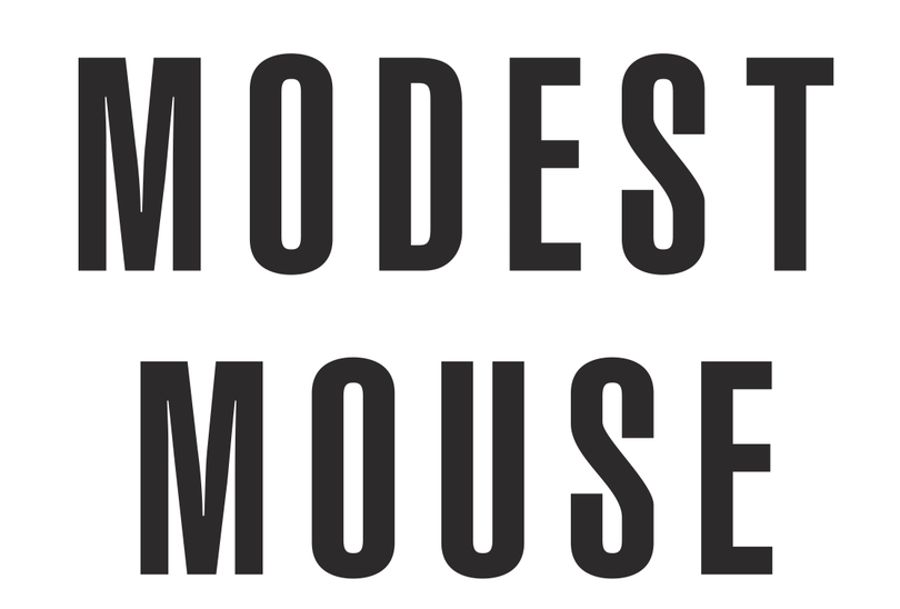 Modest Mouse Logo