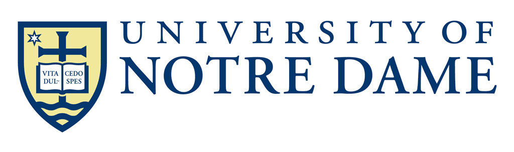 University Of Notre Dame Logo Logosurfer